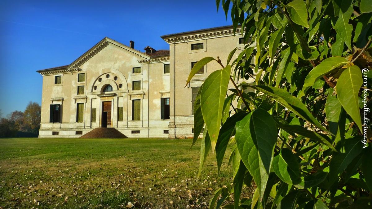 Framing Palladio: Villa Poiana