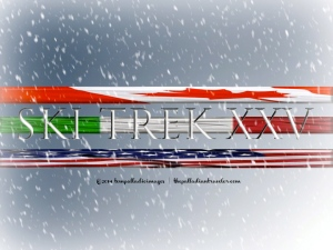 Ski Trek XXV logo | ©Tom Palladio Images
