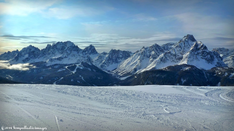 Ski Trek 2015: Traversing the Dolomites with Knife, Fork, Spoon and Shot Glass | ©thepalladiantraveler.com