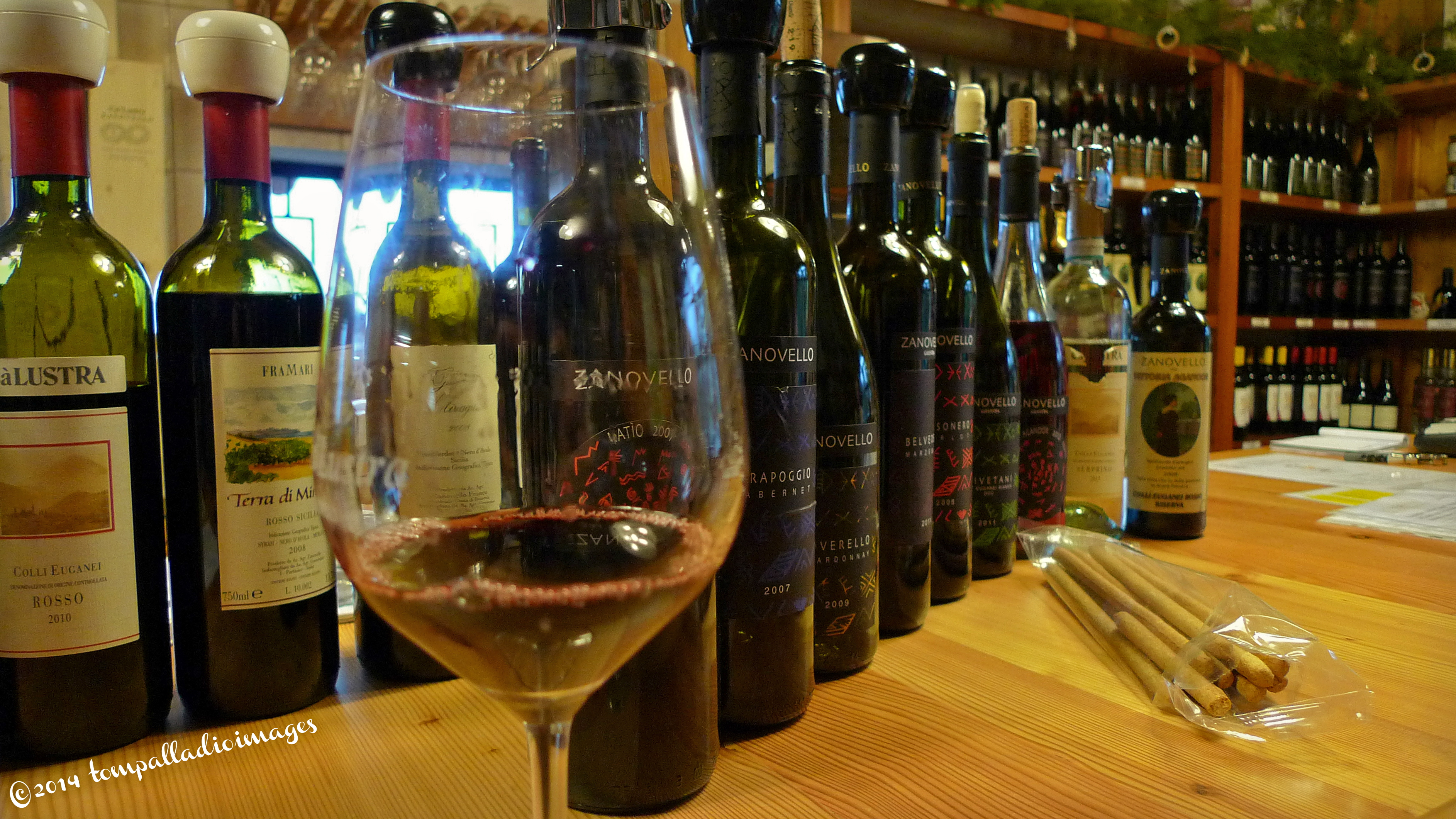 Traveling the Wine Roads of Italy: Ca\' Lustra – The Palladian Traveler