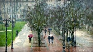Raining down on Vicenza | ©Tom Palladio Images