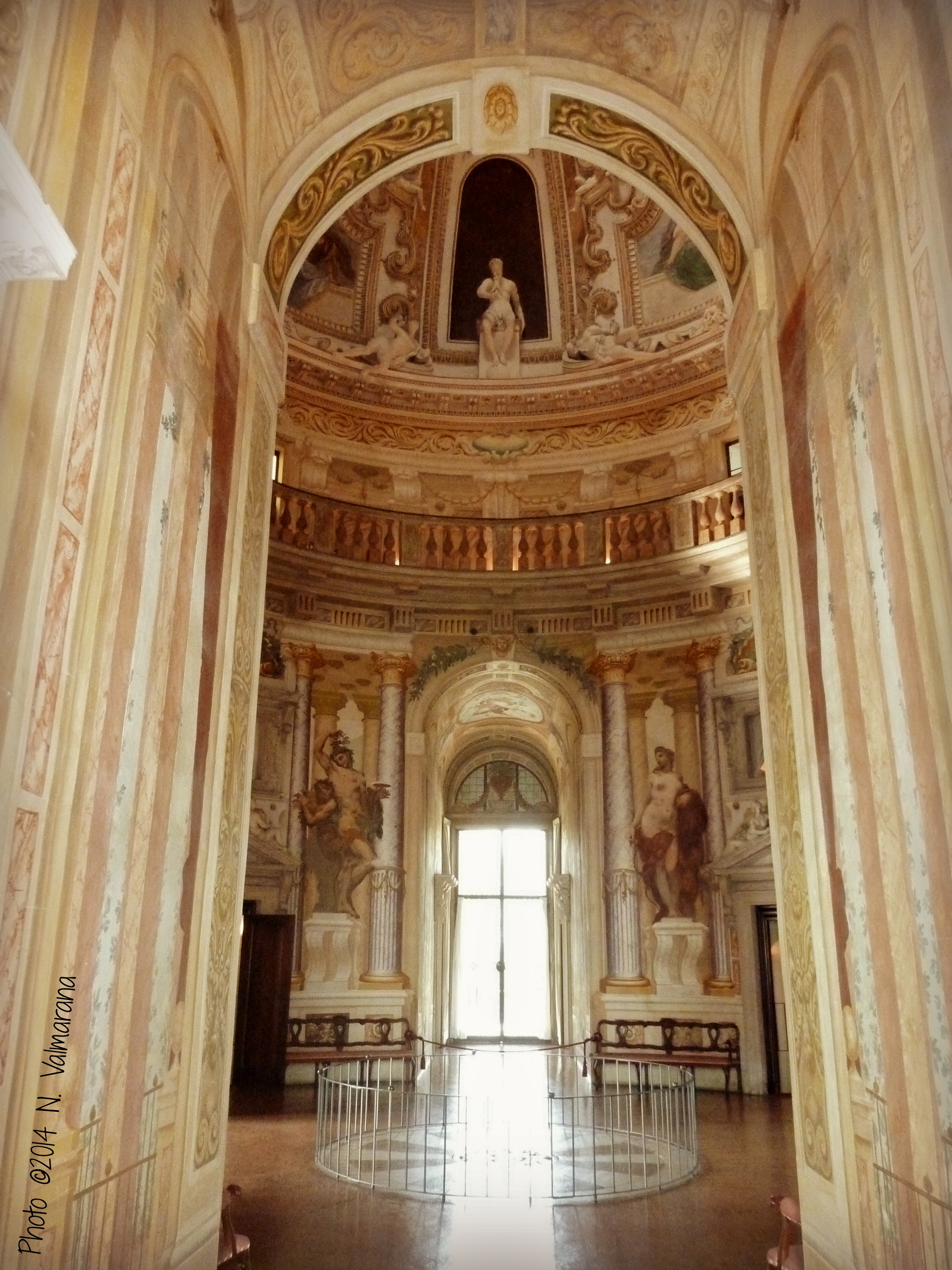 Framing Palladio Villa La Rotonda The Palladian Traveler