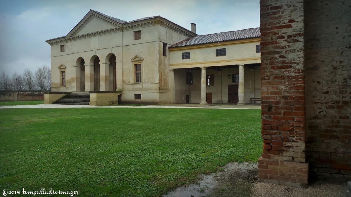 Framing Palladio: Villa Saraceno