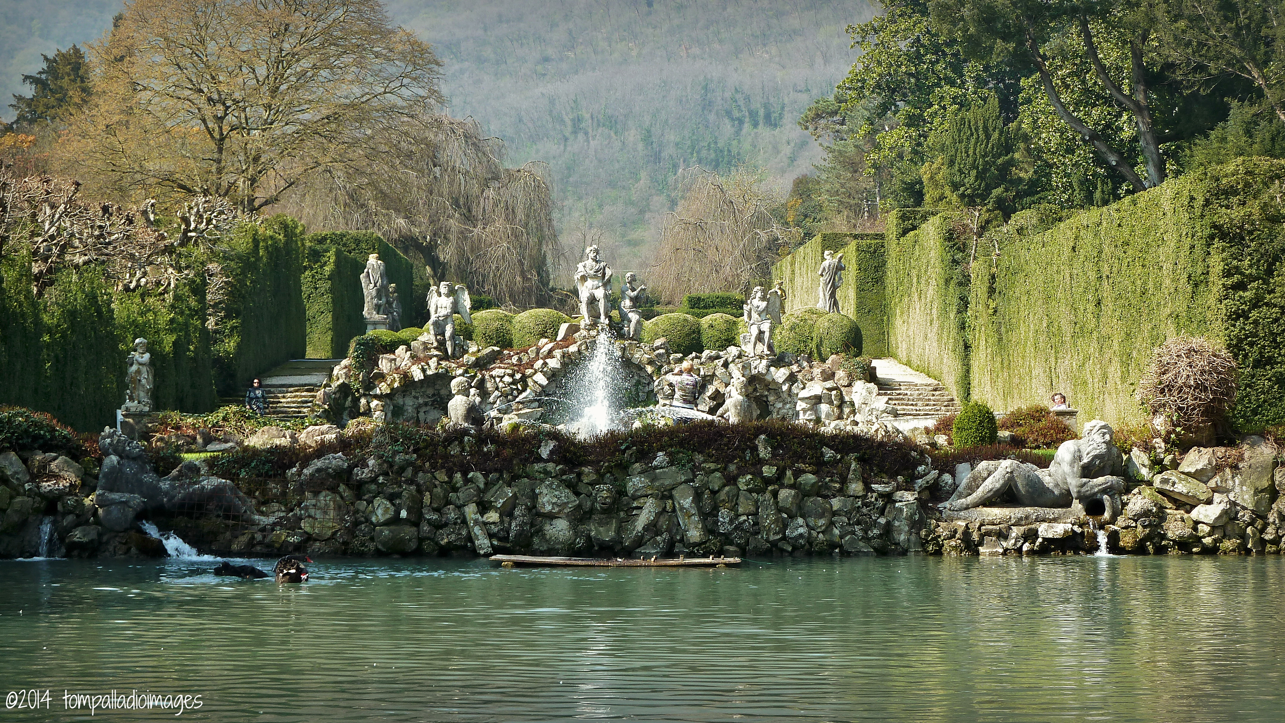 Awesome The Villas Of The Venetian Republic: Villa Barbarigo Garden   ©2014 Tom  Palladio Images