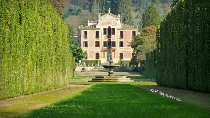 The Villas of the Venetian Republic: Villa Barbarigo Garden | ©2014 Tom Palladio Images