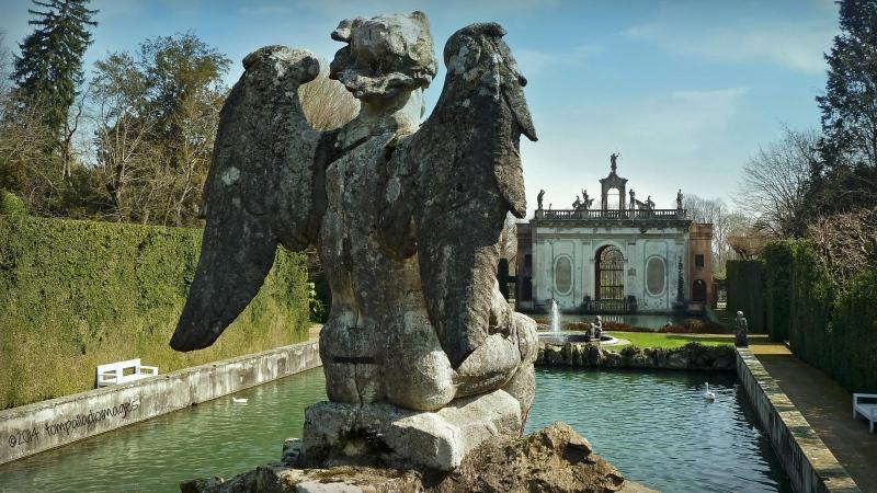 The Villas of the Venetian Republic: Villa Barbarigo Garden | ©2014 Tom Palladio Images
