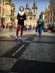 Bohemian Rhapsody: High Noon in Prague's Old Town Square | ©Tom Palladio Images
