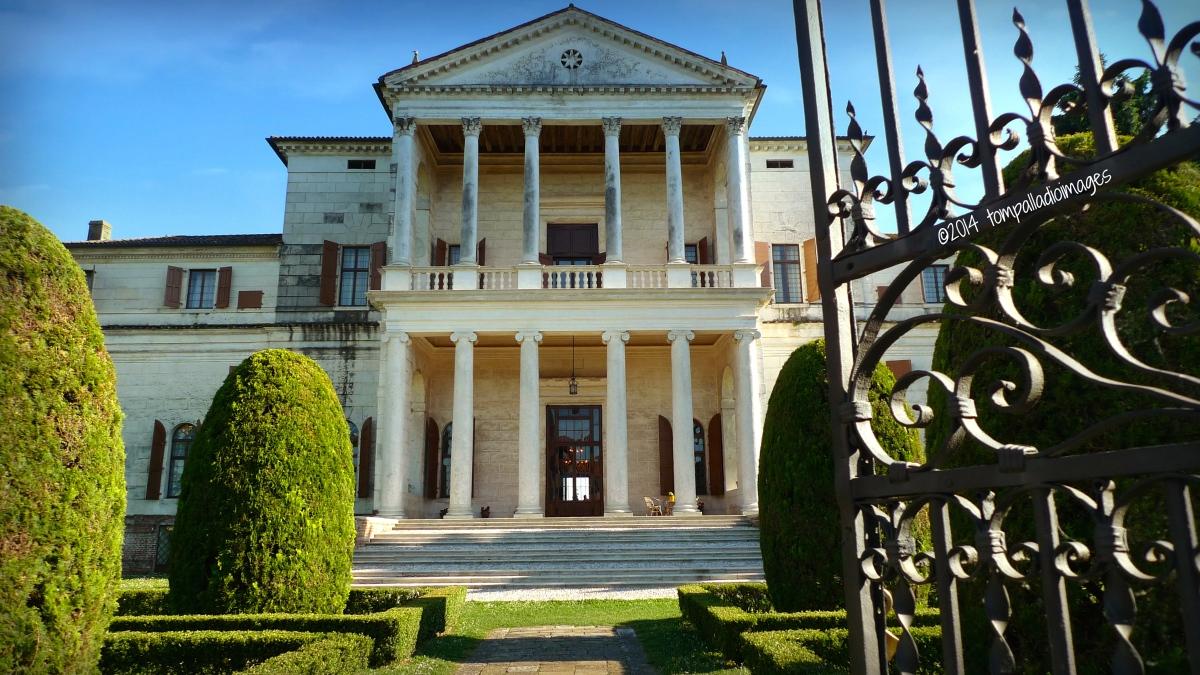 Framing Palladio: Villa Cornaro