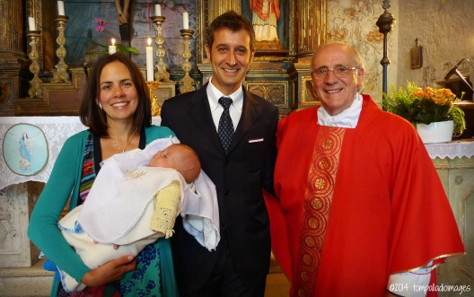 Marcello's Big, Fat Italian Christening | ©Tom Palladio Images
