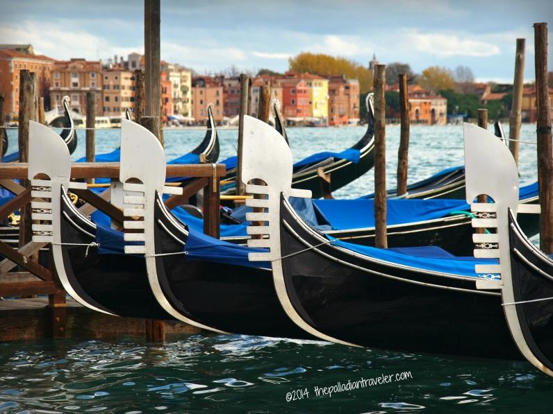 The Prow and Joy of Venice   ©2014 thepalladiantraveler.com