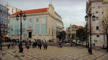 Iberian Adventure: Meandering Along the Decorative Cobble of Lisbon | ©thepalladiantraveler.com