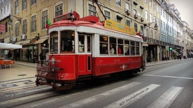 Iberian Adventure: Meandering Along the Decorative Cobble of Lisbon | ©thepalladiantraveler.com