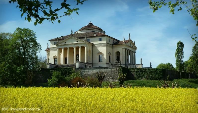 Palladio's Villa La Rotonda | ©thepalladiantraveler.com