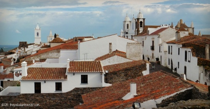 Iberian Adventure: Never-Ending Views on a Never-Ending Day in the Alentejo | ©thepalladiantraveler.com
