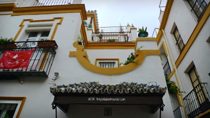 Iberian Adventure: I'm not a Barber, but I am in Seville | ©thepalladiantraveler.com