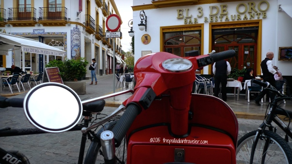 Iberian Adventure: I'm not a Barber, but I am in Seville | ©thepalladiantraveler.com