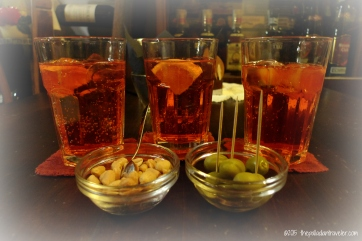 Aperitivi time in Vicenza, Italy