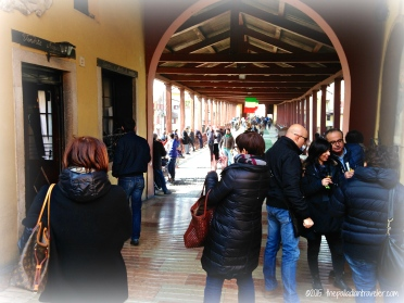 Framing Palladio: Ponte degli Alpini | ©thepalladiantraveler.com