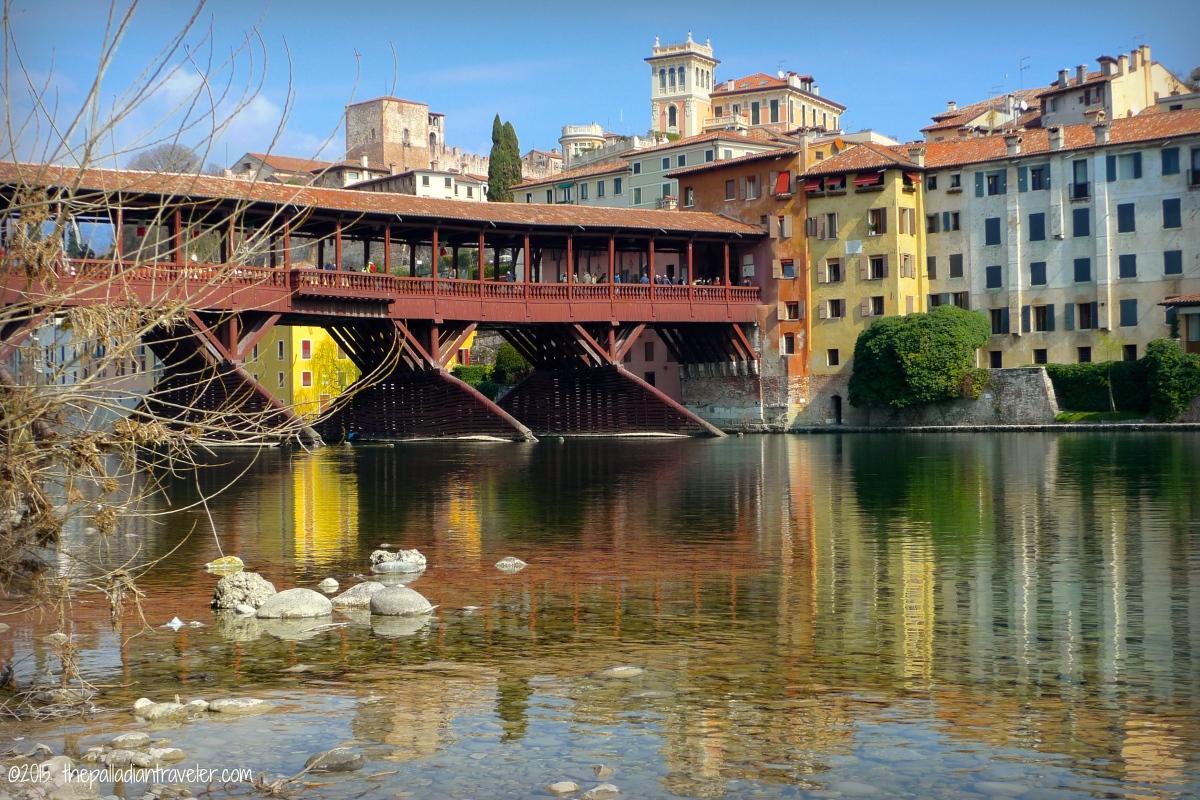 Framing Palladio: Ponte degli Alpini
