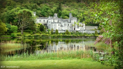 Ireland_Kylemore Abbey_1_WM