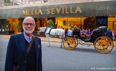 Iberian Adventure: Savoring Seville as We Wave Adios | ©thepalladiantraveler.com