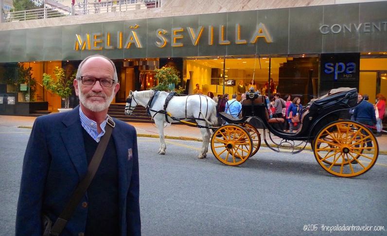 Iberian Adventure: Savoring Seville as We Wave Adios | ©thepalladiantraveler.com
