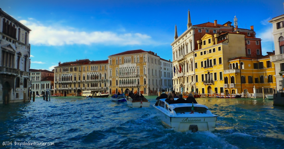 Glide like a Venetian with a City Pass Card
