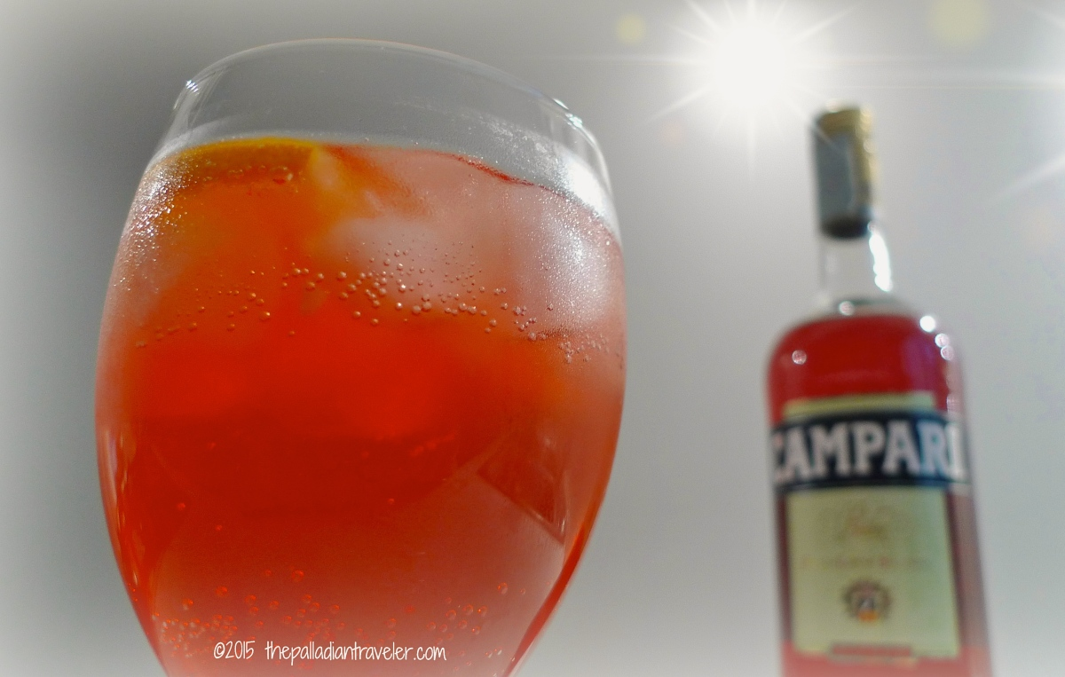Spritz Campari: Milan's Passionate Red Cocktail