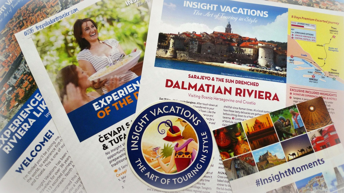 Destination Bosnia and the Dalmatian Riviera with Insight Vacations