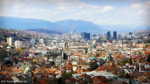 Discovering the Dalmatian Riviera: Sarajevo | ©thepalladiantraveler.com