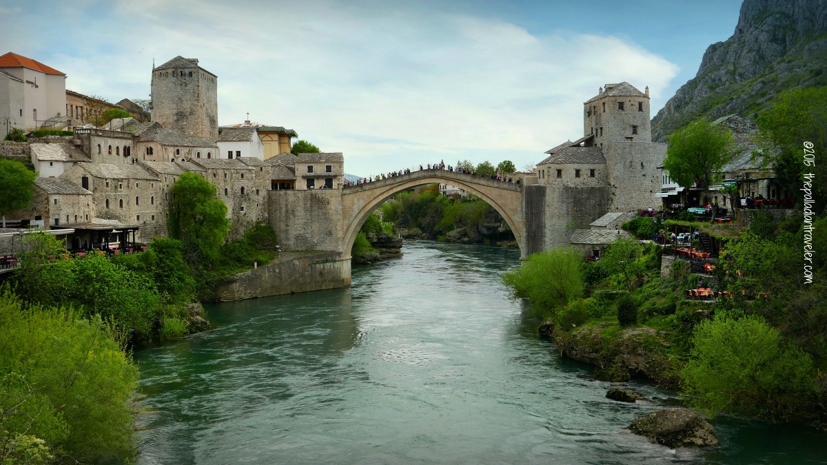 Destination Mostar: Daredevil Divers of the Stari Most