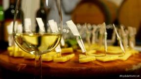 Wine and cheese tasting in Croatia