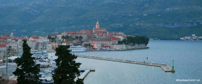Destination Dalmatian Riviera: Korcula |©thepalladiantraveler.com