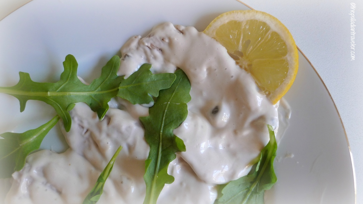 Vitello Tonnato: Italy's Summertime Surf 'n Turf