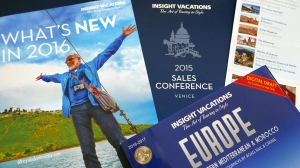Insight Vacations 2016 sales kit | ©thepalladiantraveler.com
