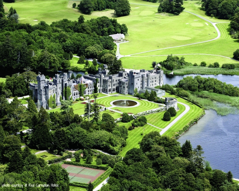 Ashford Castle | © Red Carnation Hotels