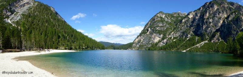 Dispatches from the Dolomites: Lago di Braies   ©thepalladiantraveler