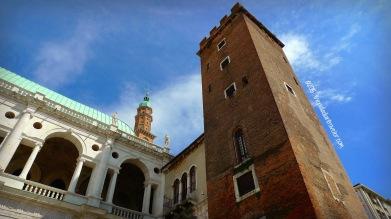 Centro Storico of Vicenza, Italy