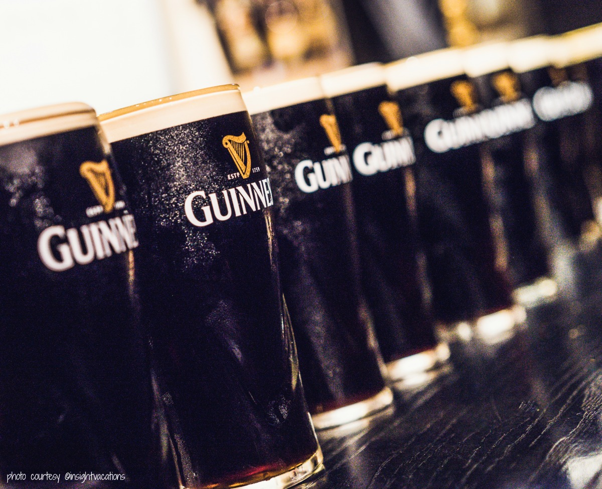 Treasures of Ireland: A Pint of the Black Stuff