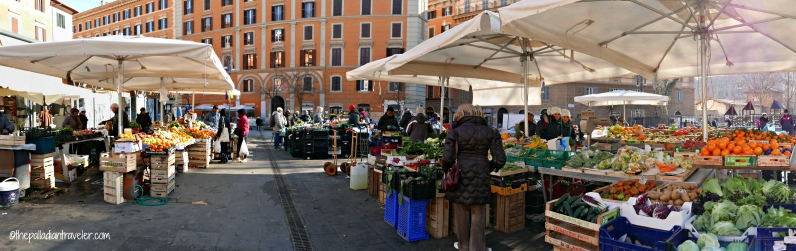 Winter in Rome: Foodie Tour of Trastevere | ©thepalladiantraveler.com